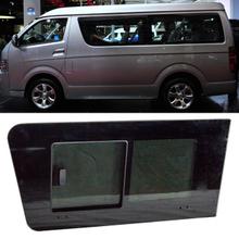 用于輕型客車的內置滑動窗